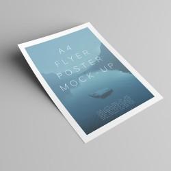 Flyer/poster A4 express