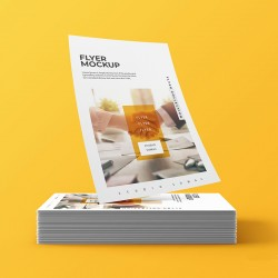Flyer/poster A4 economico